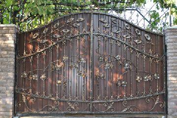 Где купить в Липецке кованые ворота по оптимальной цене?