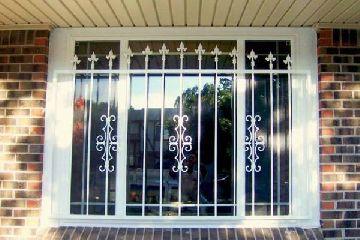 Прочные решетки на окна и другие изделия производит «Липецкий завод благоустройства»